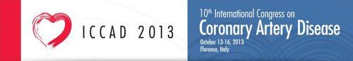Coronary Artery Disease Congress – ICCAD 2013, Florence