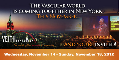VEITHsymposium 39th Annual Symposium on Vascular and Endovascular Issues